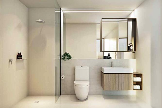 Botanic Bathroom