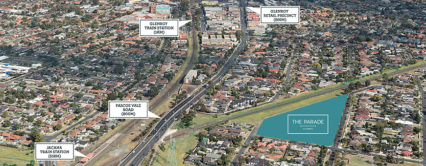 property investment around glenroy in melbourne