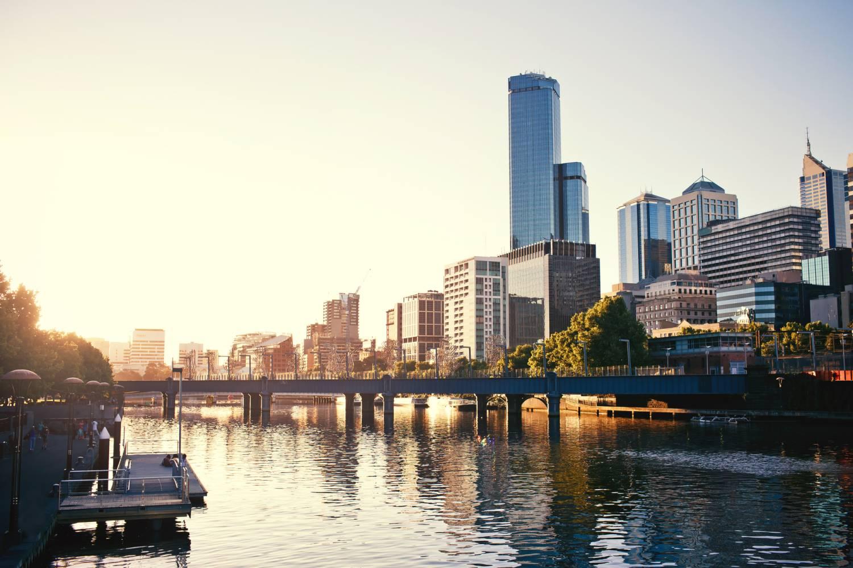 Melbourne infrastructure